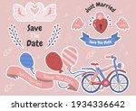 valentine illustration vector... | Shutterstock .eps vector #1934336642