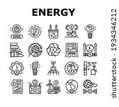 energy saving tool collection...   Shutterstock .eps vector #1934346212
