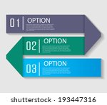 infographic templates for... | Shutterstock .eps vector #193447316