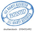 patented vector stamp