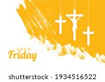 holy good friday event...   Shutterstock .eps vector #1934516522