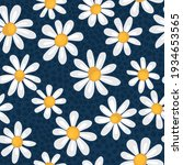 seamless spring pattern with... | Shutterstock .eps vector #1934653565