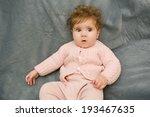 young baby portrait  studio... | Shutterstock . vector #193467635