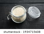 White Sesame Seeds Set  In...
