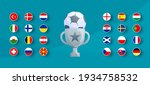 european football 2020... | Shutterstock .eps vector #1934758532