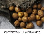A Sack Of Marble Potatoes