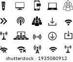 symbols  tags and logos related ... | Shutterstock .eps vector #1935080912