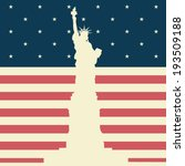 july 4  independence day  flag... | Shutterstock .eps vector #193509188