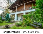 Garden And Country House In...
