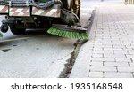 Industrial Vehicle Sweeper In...