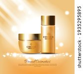cosmetics advertising... | Shutterstock .eps vector #1935295895