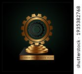 business trophies for artisan... | Shutterstock .eps vector #1935382768
