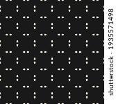 black and white vector...   Shutterstock .eps vector #1935571498