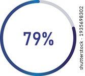 circle percentage diagrams ... | Shutterstock .eps vector #1935698302
