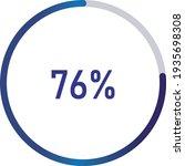 circle percentage diagrams ... | Shutterstock .eps vector #1935698308