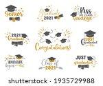 graduation congratulations at...   Shutterstock .eps vector #1935729988