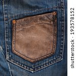 blue denim texture  background  ... | Shutterstock . vector #193578152