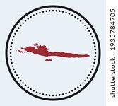 hvar  dalmatian islands round... | Shutterstock .eps vector #1935784705