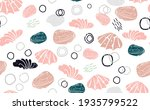 seamless abstract pattern with... | Shutterstock .eps vector #1935799522