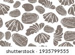 seamless pattern with grunge... | Shutterstock .eps vector #1935799555