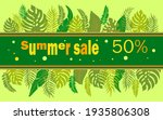 Summer Sale Banner Design...