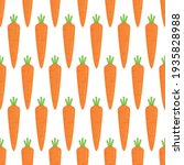 pattern of carrots from the... | Shutterstock .eps vector #1935828988