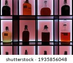Composition Of Old Wine Bottles ...