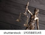 The Statue Of Justice   Lady...