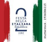Festa Della Repubblica Italiana ...