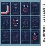 modern infographic vector...   Shutterstock .eps vector #1936130548