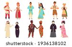 diverse nationality people.... | Shutterstock .eps vector #1936138102