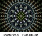 Fractal Art To Show The Beauty...