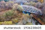 Rib Railway Bridges Over The...