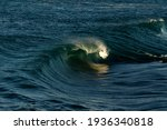 A Detailed  Intricate Wave...