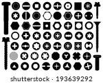 bolzen,zimmerei,sammlung,verschiedene,formular,hardware,sechskant,herstellung,teil,niet,steckplatz,stahl,utensilien,vielfalt