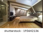 Loft Bedroom With Private...