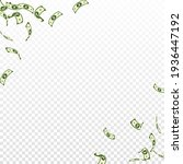 indian rupee notes falling....   Shutterstock .eps vector #1936447192