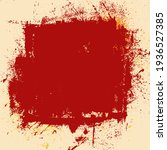grunge background texture... | Shutterstock .eps vector #1936527385