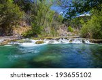 Fossil Creek in Northern Arizona