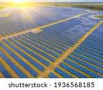 Solar Panel Produces Green ...