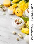 Set Of Easter Sweets With...