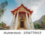 The Temple At Wat Buri...