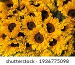 Yellow Flowers Sunflower...