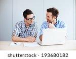 Portrait Of Two Web Designers...