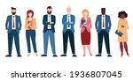 group of diversity people in... | Shutterstock .eps vector #1936807045