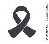 silhouette of award ribbon....   Shutterstock .eps vector #1936909288