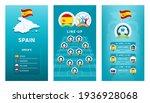 european 2020 football vertical ...   Shutterstock .eps vector #1936928068