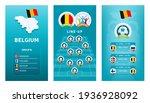 european 2020 football vertical ... | Shutterstock .eps vector #1936928092