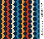 retro seamless pattern  ... | Shutterstock .eps vector #1936930702