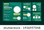digital marketing webinar... | Shutterstock .eps vector #1936957048